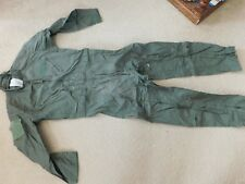 USAF NOMEX FLYER'S FLIGHT SUIT  CWU 27/P SZ 42L