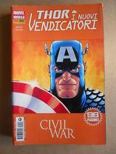 THOR & I Nuovi vendicatori n°97 2007 - Civil War -  Panini Comics  [G410]