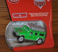 Disney Store Pixar Cars Exclusive TJ Hummer Die Cast  Bubble package NEW