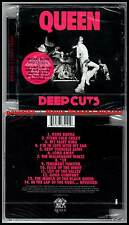 "QUEEN ""Deep Cuts Volume 1 , 1973-1976"" (CD) 2011 NEUF"