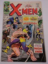 X-MEN #38 BLOB VANISHER GLOSY CLEAN 9.2  OW
