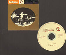 NILSSON Elastic Baby 2 track CDSingle NEW The Sun Hit The Moon 1997