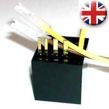 2 x Mini Cube QT module Renault Scenic 2 / Megane 2 Temic window motor regulator