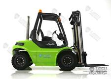 LESU 1/14 RC Model Unassembled Linde Forklift Transfer Car ESC Horn Motor Truck
