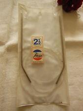 anciennes aiguilles à tricoter ronde N° 2 et demi Made in France