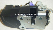 NEW CHRYSLER VOYAGER RG RS 2001-07 N/S (LH) FRONT DOOR LOCK 05109867AA