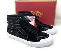 VANS Sk8-Hi Pro Bmx Demolition Black Men's Size Sneakers Skate VN0A45JV12I