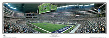 Dallas Cowboys COWBOY STADIUM INAUGURAL GAME (2009) Panoramic Poster Print