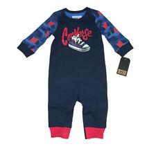 Body e pagliaccetti blu casual per bambino da 0 a 24 mesi