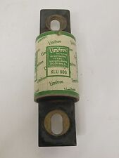 Limitron KLU-800 Fast-Acting Current-Limiting Fuse