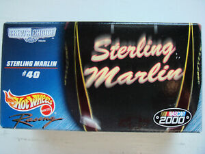 Hot Wheels Racing Crew's Choice Sterling Marlin #40 Coors Light NEW in Box