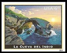US 5040a La Cueva del Indio $6.45 imperf NDC single MNH 2016