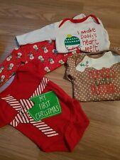 ❤ ❤ Bebé Navidad undersuits x4