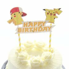 Cake Topper Pokemon