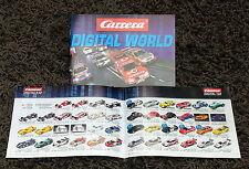 CARRERA WORLD Magazin Katalog 2007/2008 digital 1:24 1:32 Evo Excl Carrerabahn