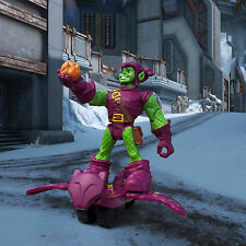 SPIDER-MAN & FRIENDS 2005 action figure toy GREEN GOBLIN