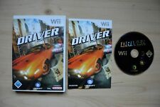 Wii - Driver: Parallel Lines - (OVP, mit Anleitung)