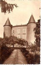carte postale - (63) Puy-de-Dôme - CPA - Cunlhat - Château de Terrolles