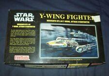 FineMolds 1/72 Scale Star Wars Y-Wing Fighter Model Kit