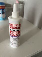 New listing Nature's Miracle House-Breaking Potty Training Spray 16 Ounces