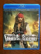 Pirates of the Caribbean On Stranger Tides (Blu-ray and DVD Combo, 2011)