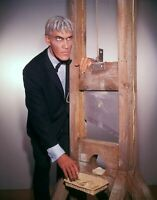 The Addams Family Cast Ted Cassidy  Color   8x10 Glossy Photo