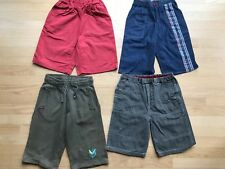 Lot of 4 shorts,  elastic / adjustable waist, size US 8, CWD kids, Mexx,...
