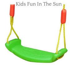 extérieur balançoire en corde Set enfants jouet de jardin plastique arbre