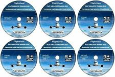 Flight Simulator 2020 Pilot Training Extended Edition Windows PC MAC OSX DVD