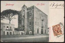 AX1732 Palermo - La Zisa - Cartolina postale - Postcard