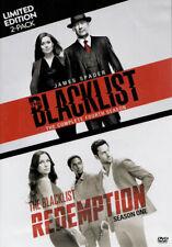 THE BLACKLIST: SEASON 4 / BLACKLIST REDEMPTION: SEASON 1 (LIMITED EDITION  (DVD)