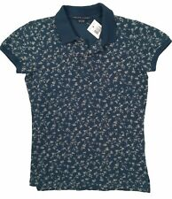 NEW Polo Ralph Lauren Polo Shirt!  Blue or Creme  Floral Pattern  *RUN SMALL*