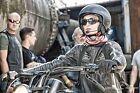 Blouson En Cuir Pour Femme.Dames Veste Pour Moto. Motard Veste Pour Femme XS-XL-