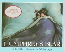 Humphrey's Bear (An Owlet Book) by Wahl, Jan