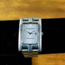 Vintage Kenneth Cole Men's Watch Stainless Steel Water Resistant Japan Movement