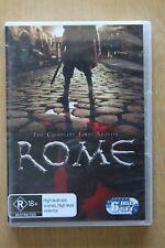 Rome : Season 1 (DVD, 2007, 6-Disc Set)   Preowned (D213)