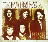 FAMILY - STRANGE BAND-THE VERY BEST OF 2 CD NEW!