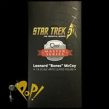 "STAR TREK Master Series BONES McCoy 1/6 Scale 12"" Action Figure QUANTUM Mechanix"