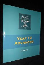 YEAR 12 ADVANCE ENGLISH / W. KHAN | L/New