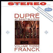 MARCEL DUPRE - GRANDE PIECE SYMPHONIQUE  CD NEUF FRANCK,CESAR