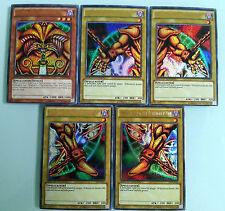Yu-Gi-Oh Turnierspieler Sammlung Auflösung. Exodia, Maxx C, Blue Eyes....