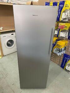 HOTPOINT UH6 F1C G 1 Freestanding Tall Freezer - Graphite