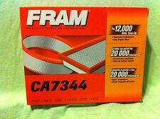 Air Filter-Rigid Panel Fram CA7344