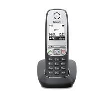 Siemens Gigaset A415 / A 415 analog schnurlos Telefon schwarz