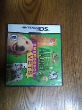 Animal Planet: Emergency Vets (Nintendo DS, 2009)