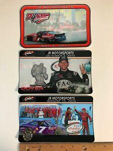 2013 2015 JR Motorsports Regan Smith Chevrolet Xfinity racing decal sticker Lot
