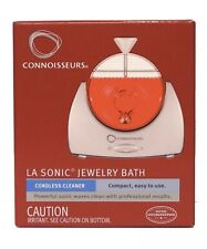 Connoisseurs Jewelry Cleaner Sonic Cordless Cleaner (NEW) Good Housekeeping Seal