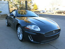 2011 Jaguar Xk Convertible 5.0L V8