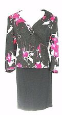 Escada 2 Pc Jacket And Skirt Suit Size 40 Exclusively For Neiman Marcus