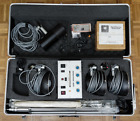 Novatron 1600 4 Head Studio Strobe Flash Kit in Rolling Case with Many Extras